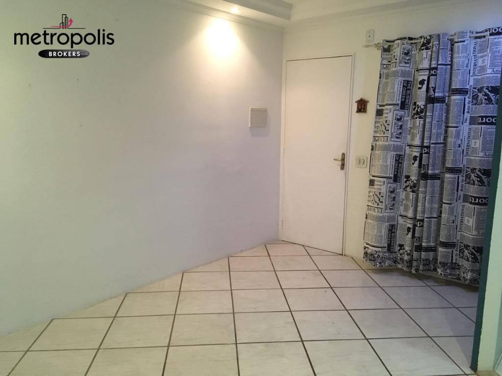 Apartamento com 2 dormitórios à venda, 44 m² por R$ 203.000 - Nova Petrópolis - São Bernardo do Campo/SP
