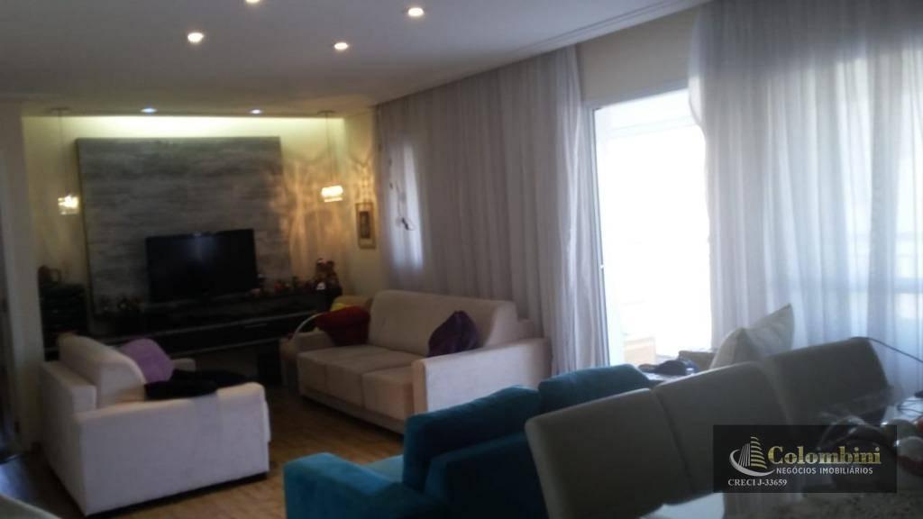 Apartamento com 3 dormitórios à venda, 125 m² por R$ 850.000 - Boa Vista - São Caetano do Sul/SP