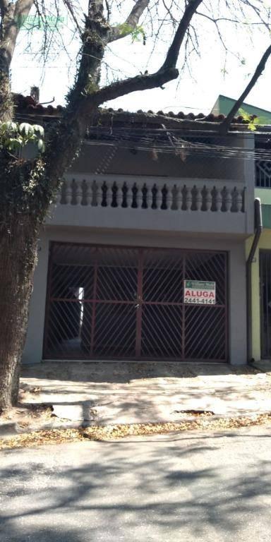 Sobrado em Guarulhos, 3 dormitórios