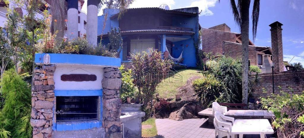 Casa à venda, 220 m² por R$ 1.250.000,00 - Canasvieiras - Florianópolis/SC