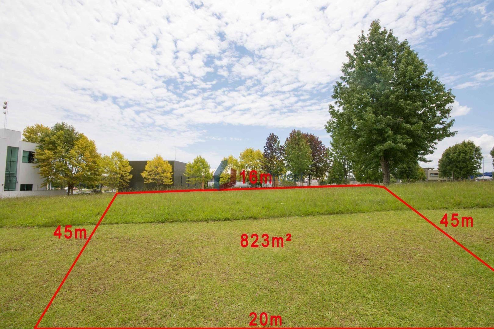 Terreno à venda, 823 m² por R$ 700.000 - Alphaville Graciosa - Pinhais/PR