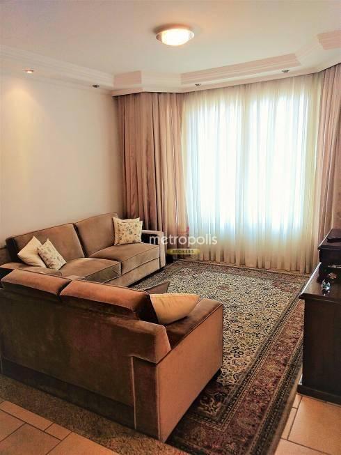 Sobrado com 3 dormitórios, 320 m² - venda por R$ 1.590.000,00 ou aluguel por R$ 5.500,00/mês - Olímpico - São Caetano do Sul/SP