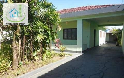 Casa com 3 dormitórios à venda por R$ 289.000 - Flórida Mirim - Mongaguá/SP