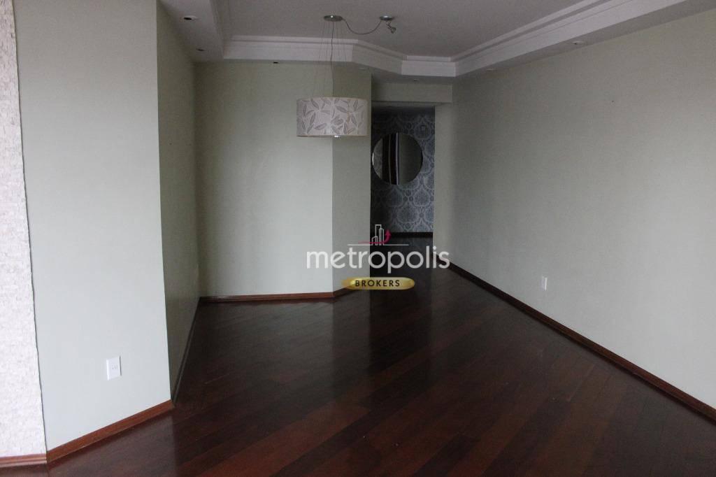 Apartamento com 3 dormitórios à venda, 170 m² por R$ 850.000,00 - Santa Paula - São Caetano do Sul/SP