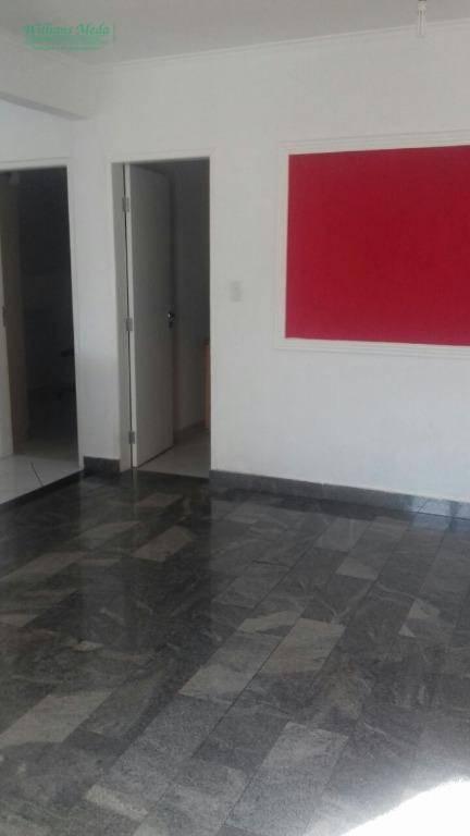 Apartamento residencial para locação, Parque Renato Maia, Gu