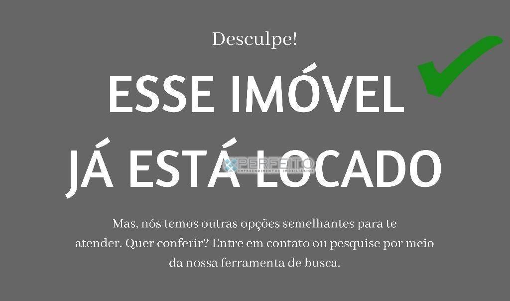 Sobrado residencial para locação, Aeroporto, Londrina.
