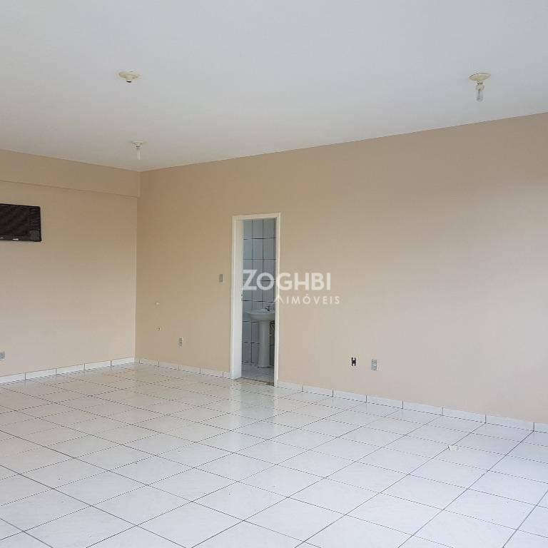 Sala para alugar, 40 m² por R$ 1.000/mês - Centro - Porto Velho/RO
