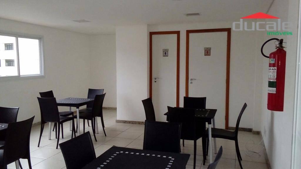 Apartamento residencial à venda, Santa Lúcia, Vitória.