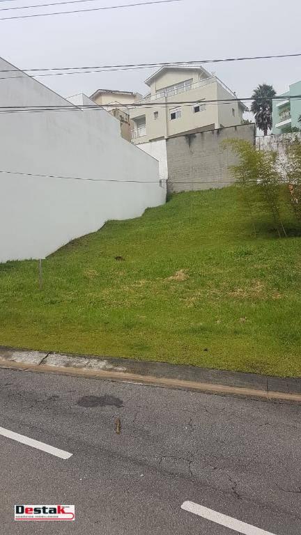 Terreno à venda, 390 m² por R$ 600.000 - Parque Terra Nova II - São Bernardo do Campo/SP