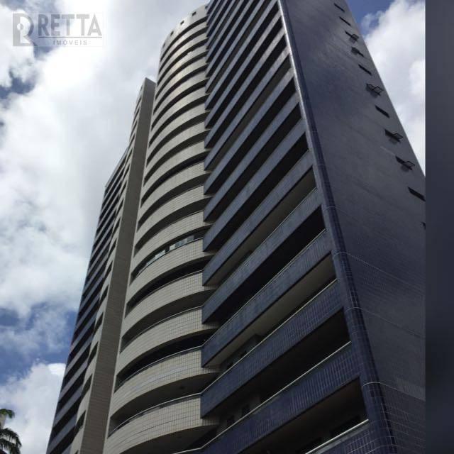 Apartamento à venda, 201 m² por R$ 940.000,00 - Meireles - Fortaleza/CE