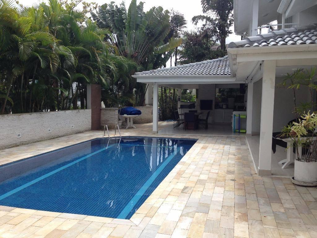 Casa 4 Dorm, Condomínio Hanga Roa, Bertioga (CA0368)