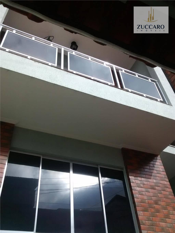 Sobrado de 3 dormitórios à venda em Parque Continental Ii, Guarulhos - SP