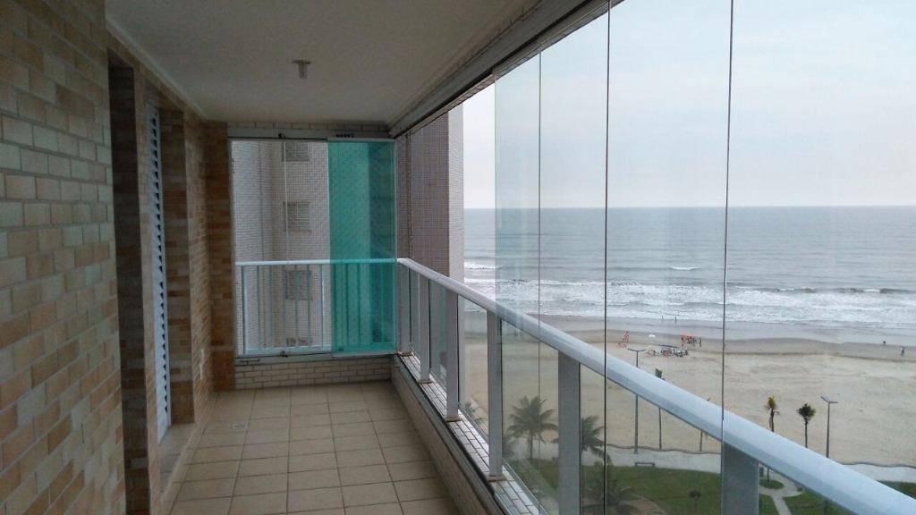Apto 3 Dorm, Vila Mirim, Praia Grande (AP1107) - Foto 3