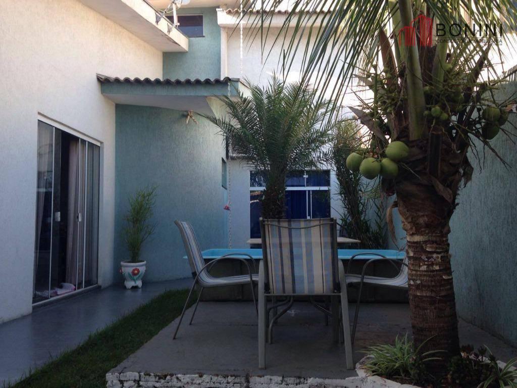 Casa 2 Dorm, Jardim Dona Regina, Santa Barbara D'Oeste (CA0259) - Foto 4