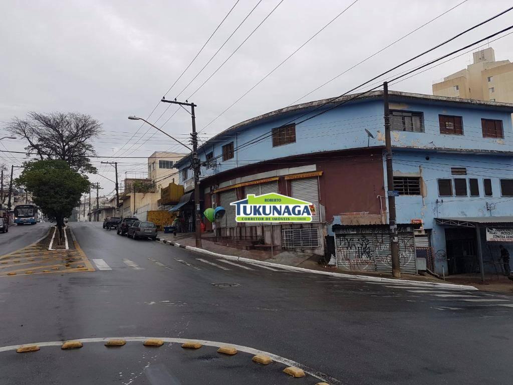 Salão comercial para locação, Jardim Vila Galvão, Guarulhos.