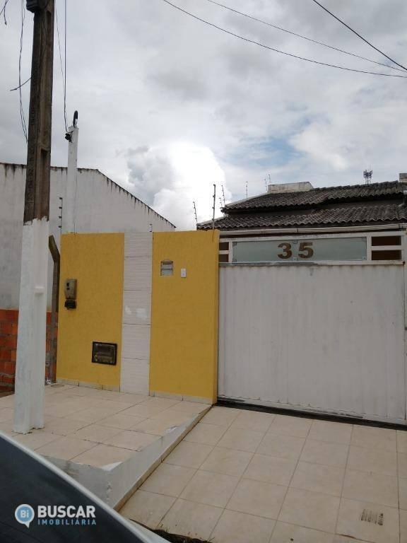 Casa com 2 dormitórios à venda, 62 m² por R$ 135.000 - Conceição - Feira de Santana/BA