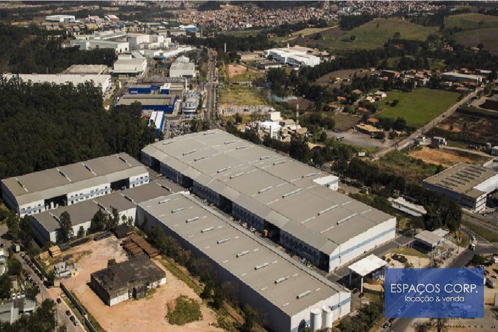 Galpão para alugar, 1.148m² - Distrito Industrial - Jundiaí/SP