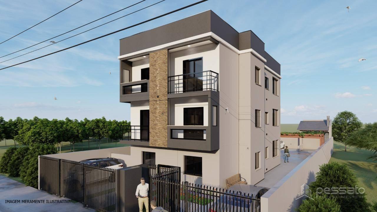 apartamento 2 dormitórios em Cachoeirinha, no bairro Jardim Do Bosque
