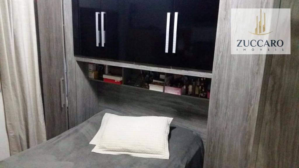 Apartamento de 2 dormitórios à venda em Vila Ursulina, Itaquaquecetuba - SP