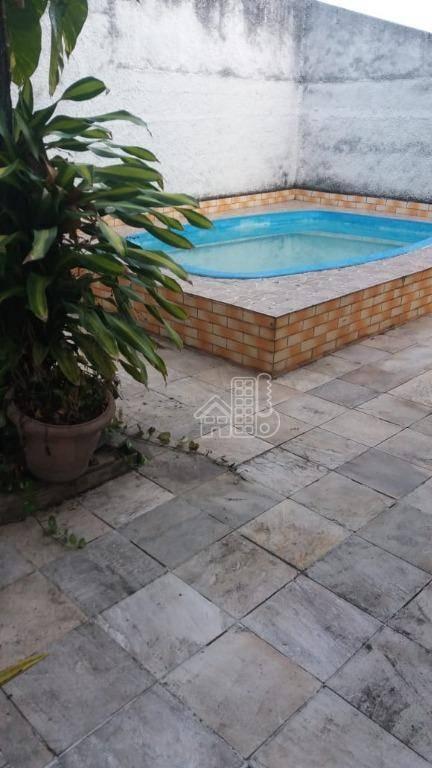 Casa em Jardim Sulacap  -  Rio de Janeiro - RJ
