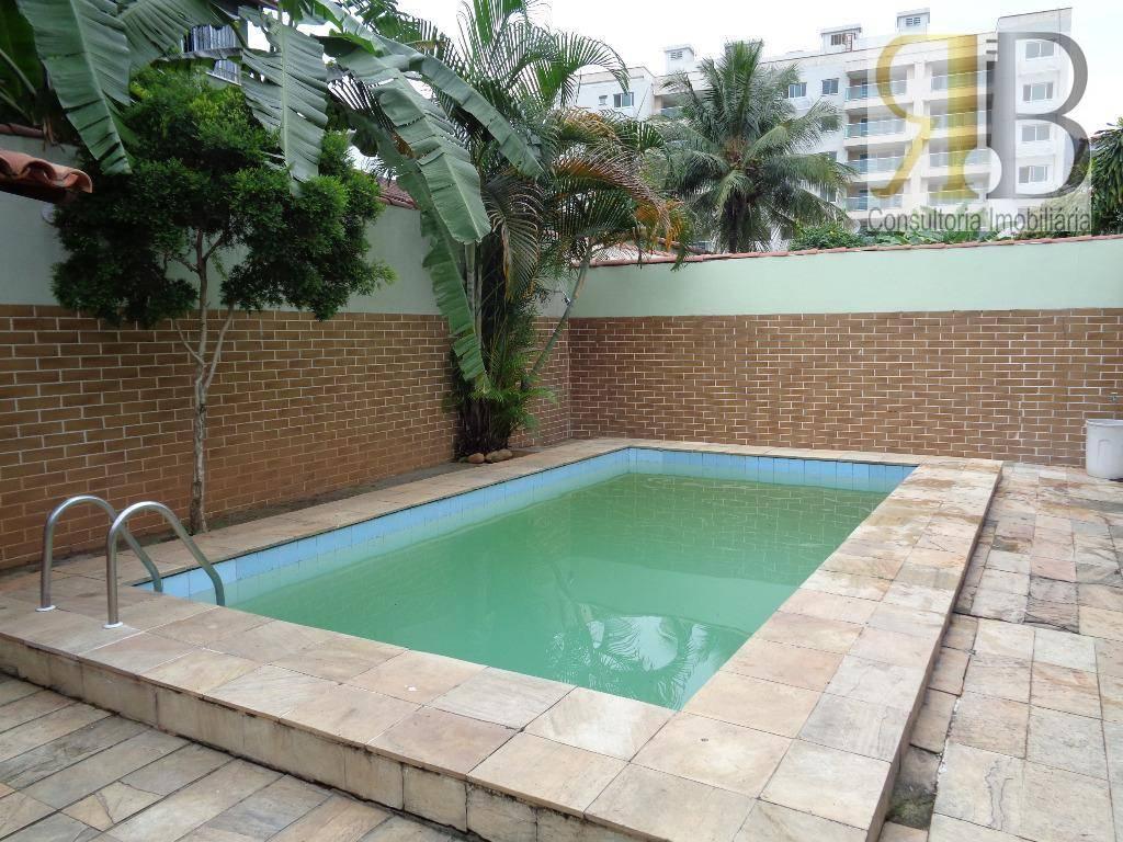 Casa residencial para locação, Freguesia (Jacarepaguá), Rio