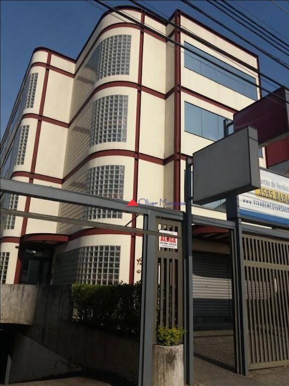 Sala para alugar, 106 m² por R$ 4.600/mês  Rua André Manojo, 135 - Centro - Osasco/SP