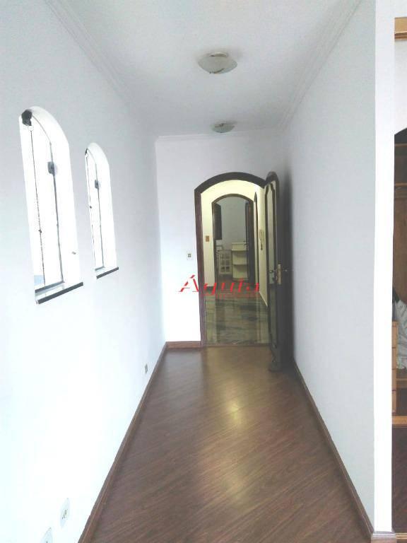 Sobrado residencial à venda, Utinga, Santo André.