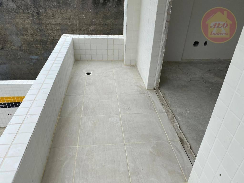 Apartamento com 2 dormitórios à venda, 70 m² por R$ 230.000 - Jardim Marina - Mongaguá/SP