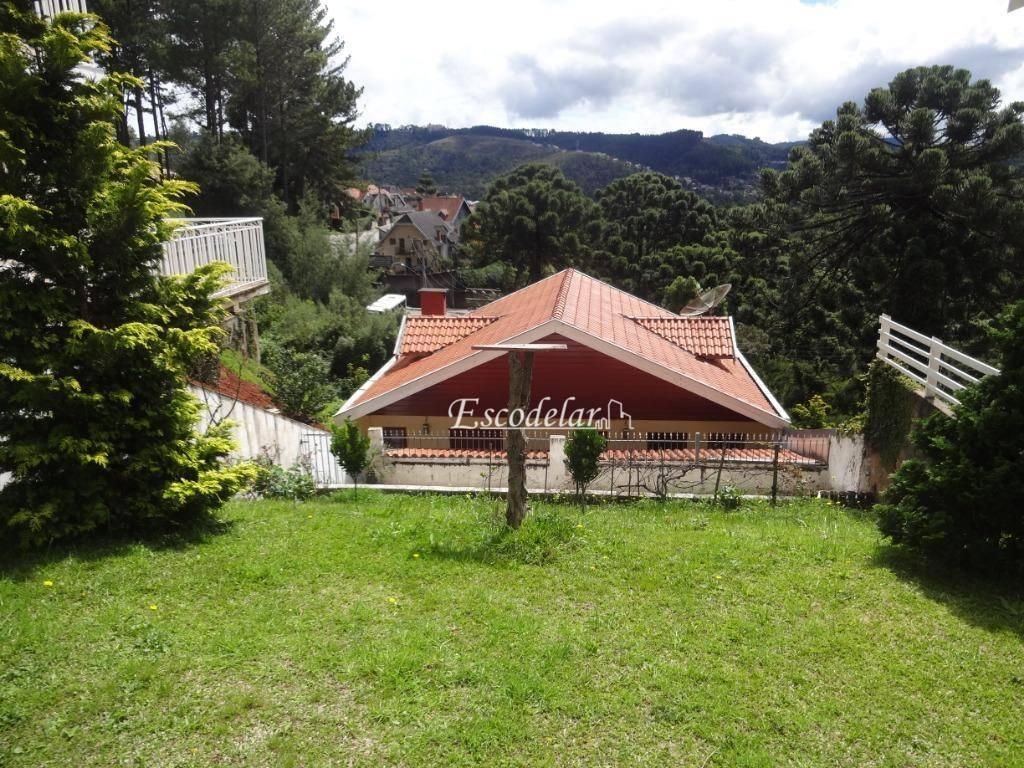 Casa à venda, 220 m² por R$ 425.000,00 - Toriba - Campos do Jordão/SP