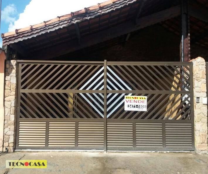 Casa Para Venda, Cidade Ocian, Praia Grande - CA3451.