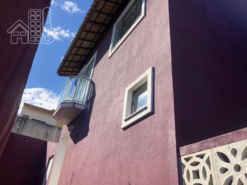 Casa com 3 dormitórios à venda, 130 m² por R$ 380.000 - Novo Horizonte - Macaé/RJ