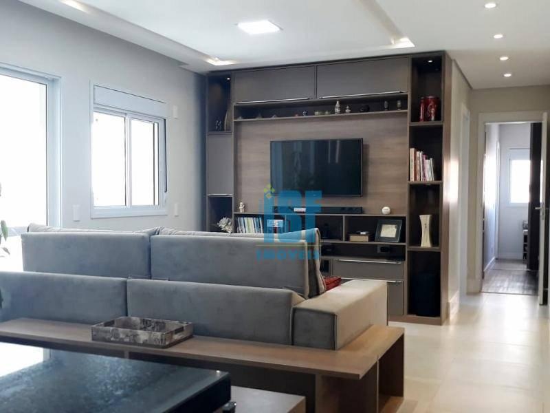 Apartamento com 3 dormitórios à venda, 109 m² por R$ 986.000 - Lorian Boulevard - Osasco/SP - AP20630.