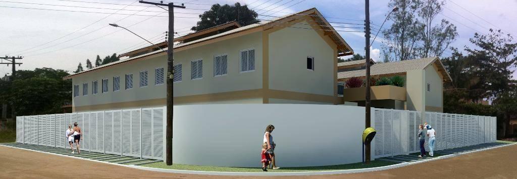 Casa 3 Dorm, Vila Agaó, Bertioga (VL0084)