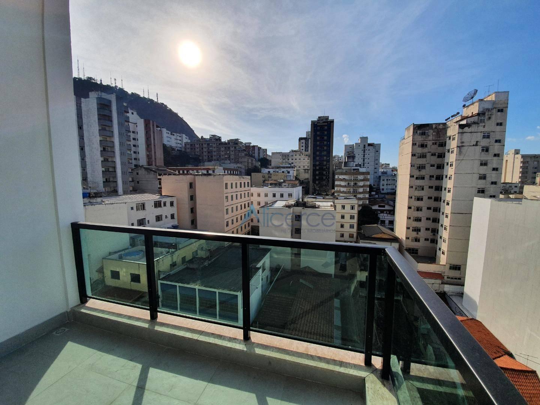 Apartamento com 3 dormitórios à venda, 135 m² por R$ 950.000,00 - Centro - Juiz de Fora/MG