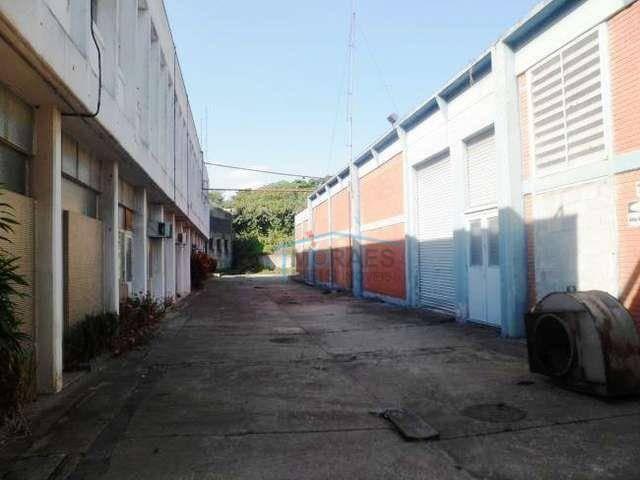 Barracão à Venda - Santo Amaro