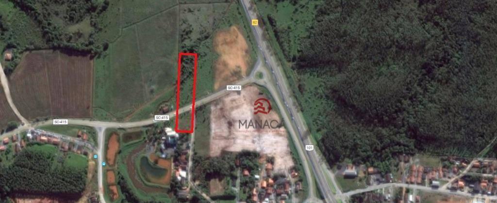 Área residencial à venda, Sertãozinho, Barra Velha.