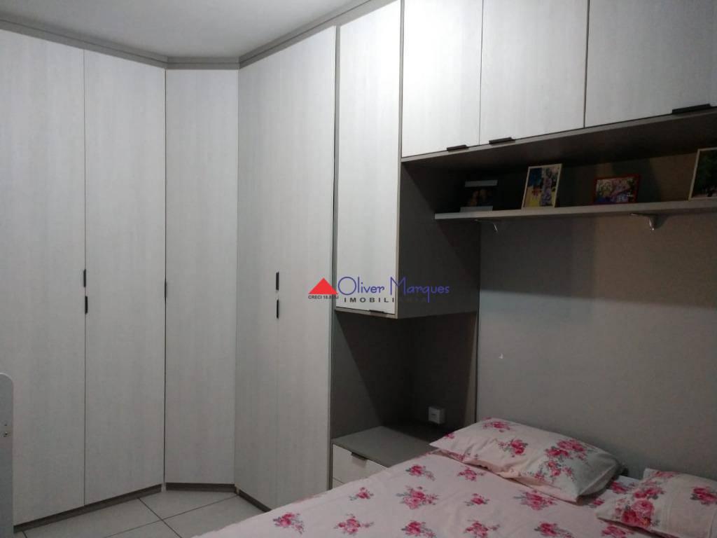 Apartamento à venda, 51 m² por R$ 300.000,00 - Centro - Barueri/SP