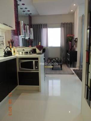 Loft com 1 dormitório à venda, 36 m² por R$ 274.000 - Jardim do Mar - São Bernardo do Campo/SP