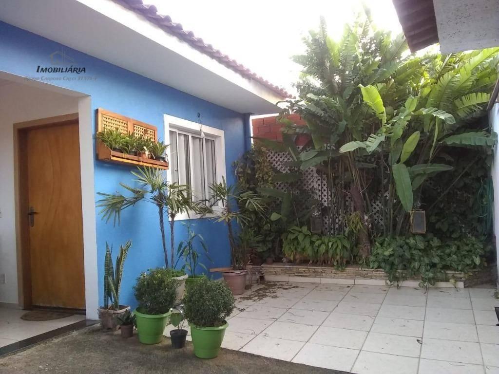 Casa com 2 dormitórios à venda, 180 m² por R$ 540.000 - Capela - Vinhedo/SP