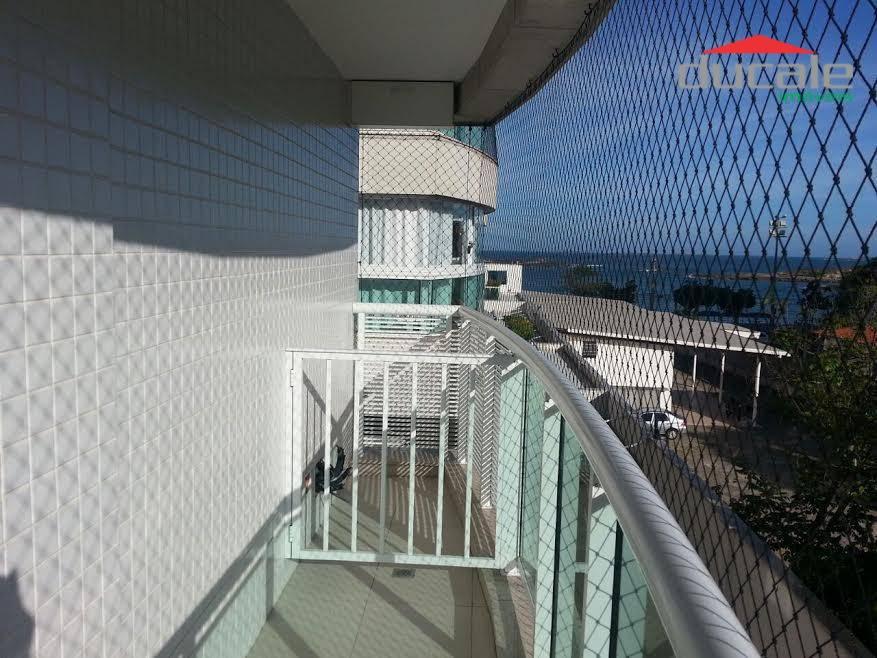 Apartamento residencial para locação, Praia da Costa, Vila V