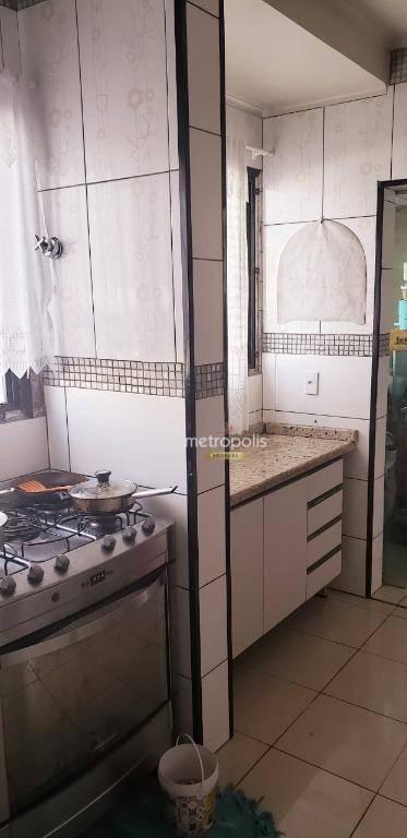 Apartamento à venda, 107 m² por R$ 650.000,00 - Centro - São Bernardo do Campo/SP