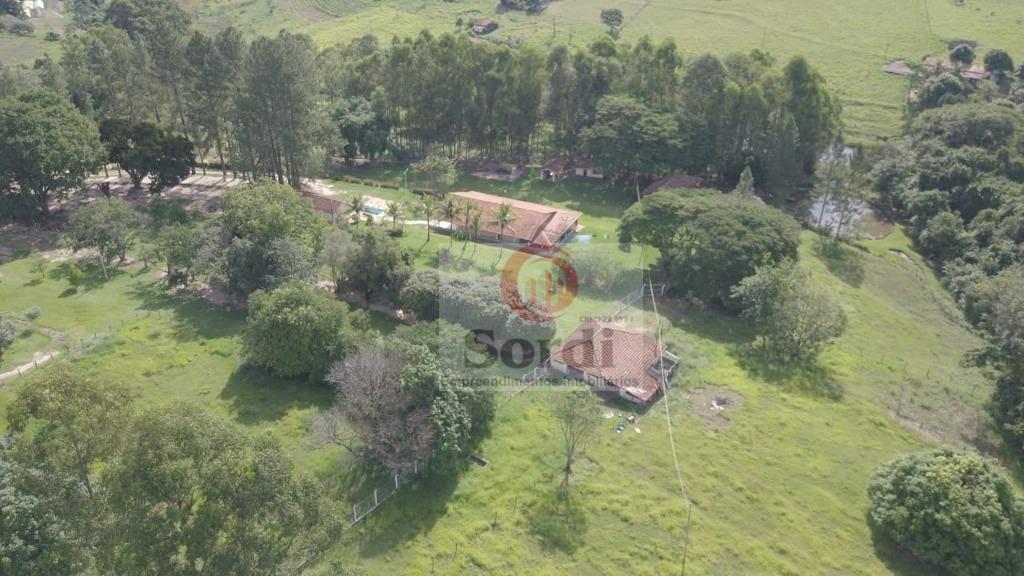 Sítio à venda, 84700 m² por R$ 1.200.000,00 - Estrada Municipal Rural - Cajuru/SP