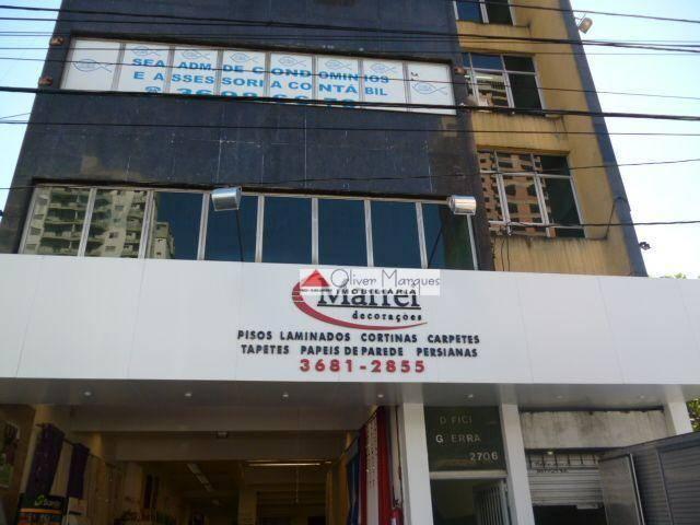 Prédio para alugar, 1200 m² por R$ 25.500/mês  Avenida dos Autonomistas, 2706 - Centro - Osasco/SP
