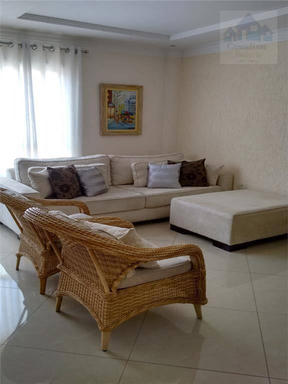 Casa com 3 dormitórios à venda, 130 m² por R$ 700.000 - Vila Valença - São Vicente/SP