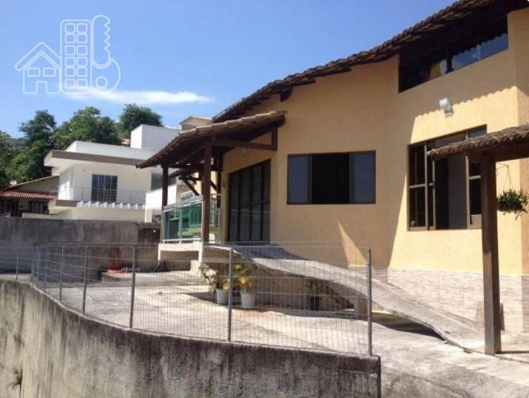 Casa residencial à venda, Sape, Niterói.