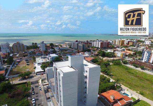 Apartamento com 2 dormitórios à venda, 64 m² por R$ 316.000,00 - Jardim Oceania - João Pessoa/PB