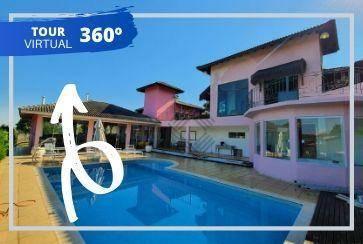 Casa com 5 Quartos,Condomínio Vale do Lago, Sorocaba , 2200 m²