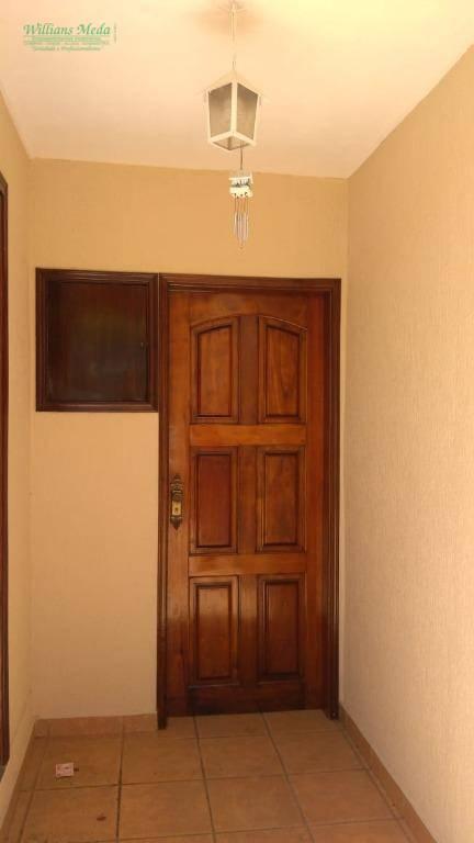 Casa com 2 dormitórios para alugar, 80 m² por R$ 3.000/mês - Parque Renato Maia - Guarulhos/SP