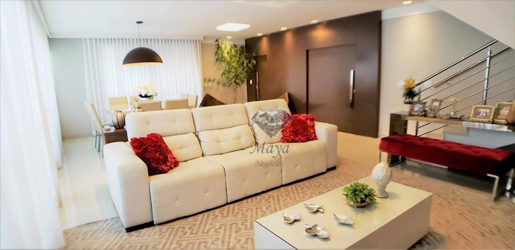 Apartamento Duplex 4 Suítes, 242 m² na 404 Sul - Letoile Du Parc