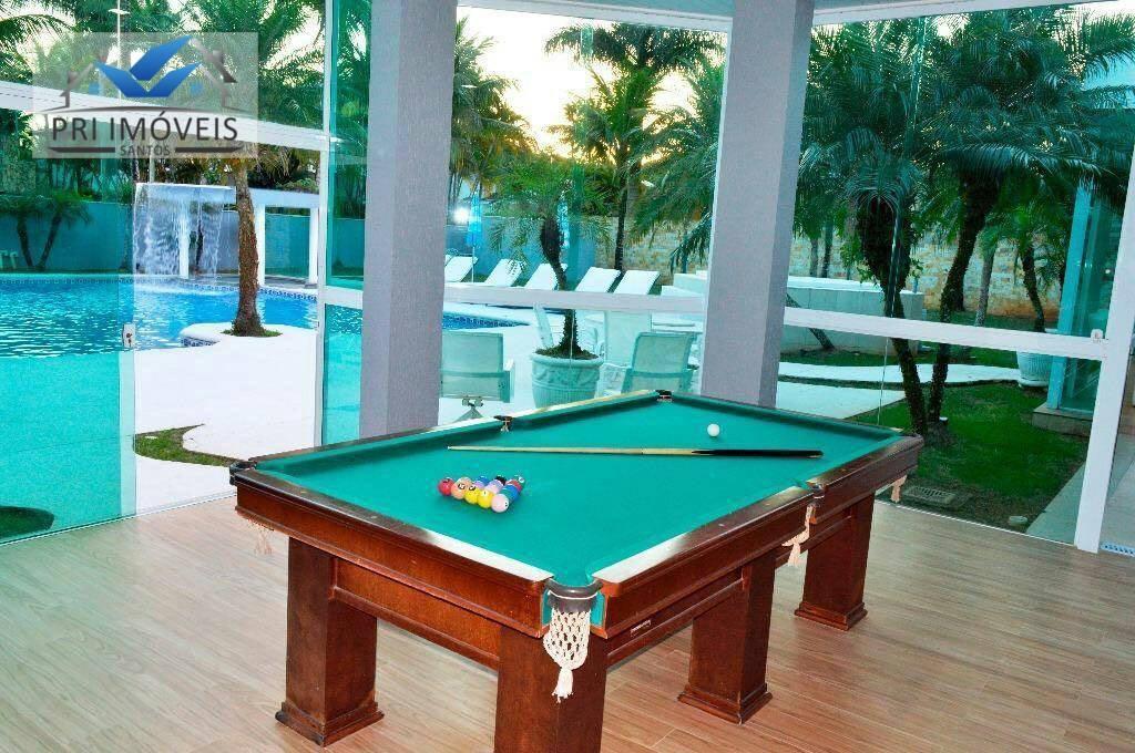 Casa com 5 dormitórios à venda, 1260 m² por R$ 6.500.000 - Acapulco - Guarujá/SP
